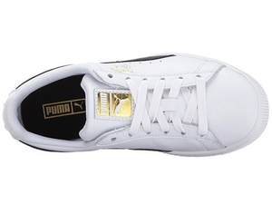 Puma Clyde Core L Foil (Little Kid/Big Kid)