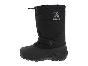 Kamik Rocket Waterproof Insulated Winter Snow Boot black side view