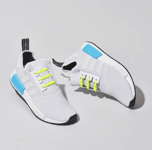 Hickies 2.0 Lacing System - Neon Yellow