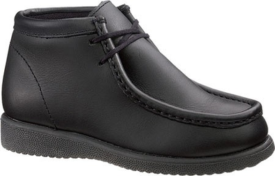 Hush Puppies Bridgeport black side view