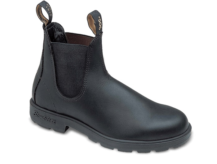 Blundstone Elastic Sided V-Cut Boot (Big Kid)