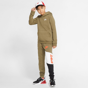 Nike Boys' Sportswear Club Pullover Hoodie (Little Kid/Big Kid)