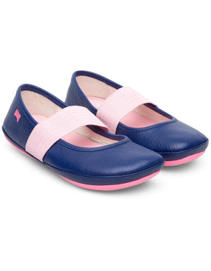 Camper Kids Right Ballerinas (Toddler/Big Kid)