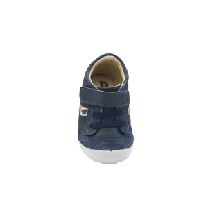 Old Soles Pave Denzle (Toddler) Navy front top view