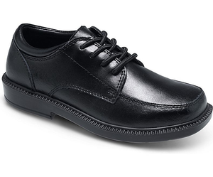 Hush Puppies Everett black side view