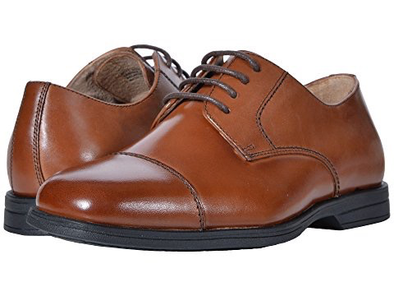 Florsheim Kids Reveal Ox Jr. in Cognac
