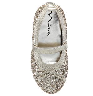 Nina Esther Ballet Flat (Toddler/Little Kid)