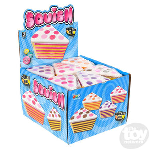 Toy Network Assorted Squish Cake