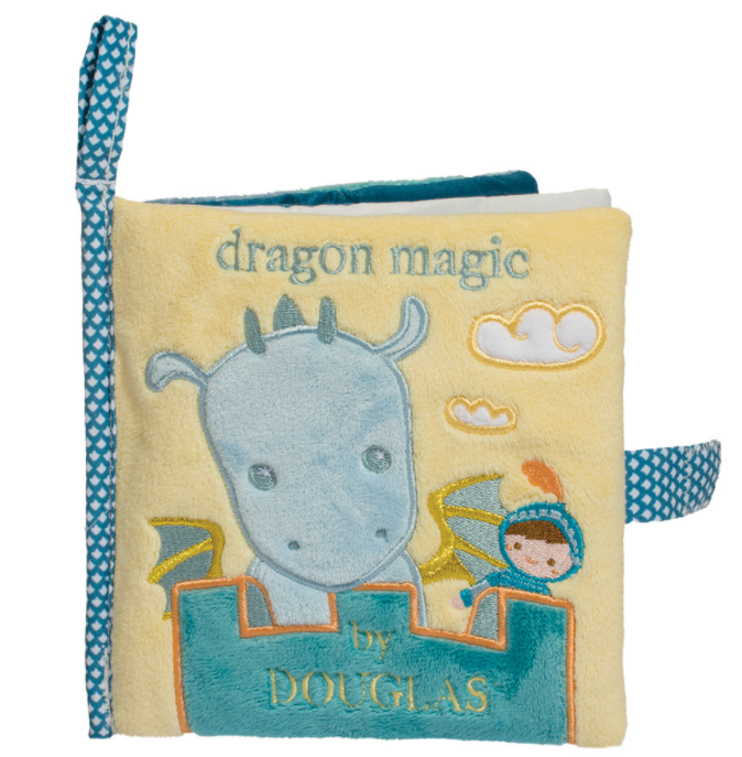 Douglas Dragon Magic Activity Book
