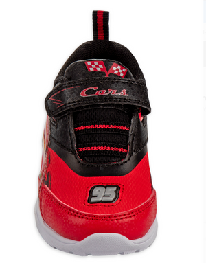 Disney Cars Ready to Race Boys Light Up Sneakers (Toddler/Little Kid)