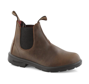 Blundstone Chelsea 1468 Leather Pull-On Boot (Little Kid/Big Kid)
