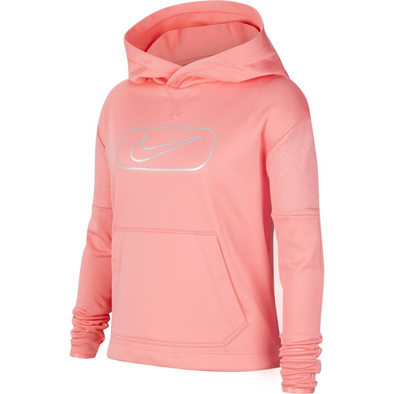 Nike Girls' Therma Pullover Training Hoodie