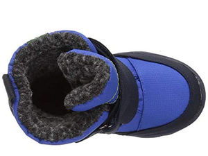 Kamik Pep Winter Boot blue top view