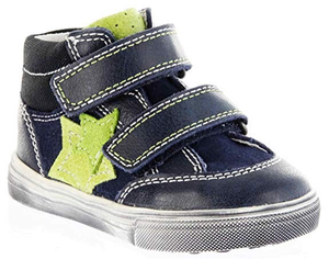 Richter Kinderschuhe Boys' 0831-831-7201 - Atlantic First Walking Shoes