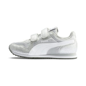 Puma Cabana Racer Glitz V (Little Kid)