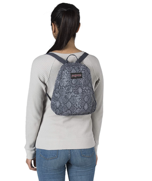 Jansport Half Pint Mini Backpack Python Please