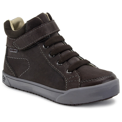 Boys' Pediped Flex High Top Logan Sneaker (Toddler/Little Kid/Big Kid)
