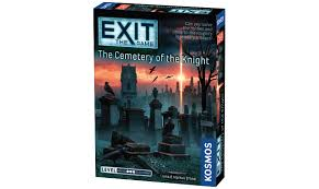 EXIT: The Cemetery of the Knight Game