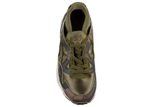 Asics Gel-Lyte V GS Camo top view