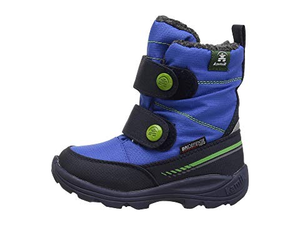 Kamik Pep Winter Boot blue side view