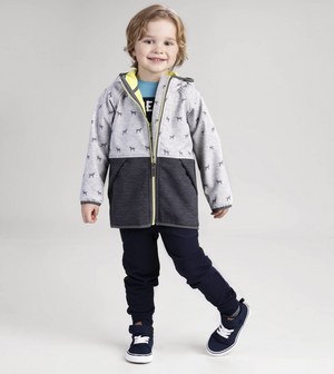 Hatley Lots of Labs Scuba Fleece Jacket