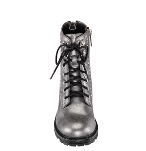 Nina Turee Metallic Boot (Little Kid/Big Kid)