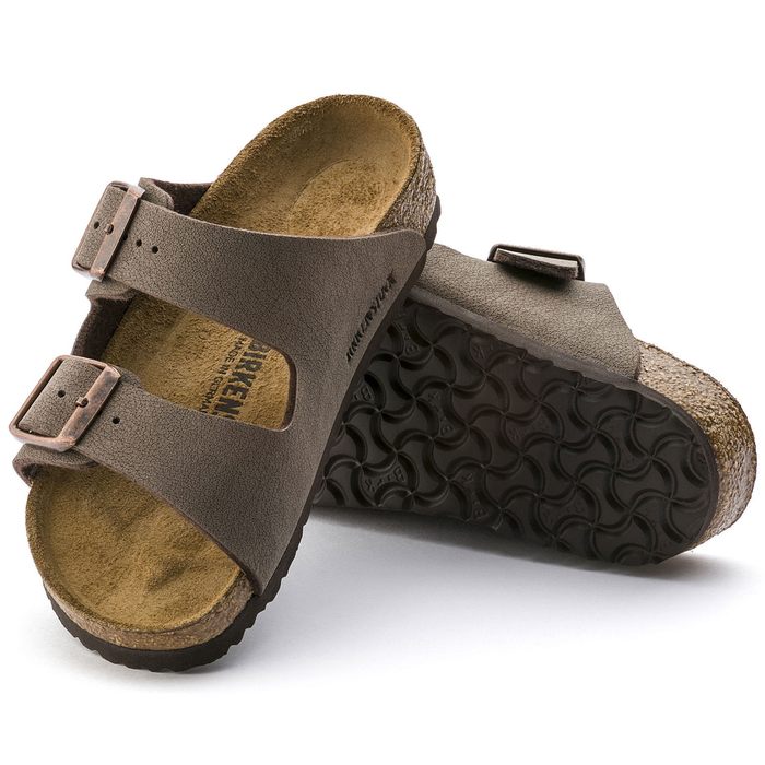 Birkenstock Arizona Birkibuc(Little Kid/Big Kid)