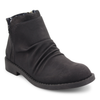 Blowfish Girls' Kewler-K Ankle Boot Black Front/Side View