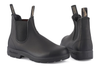 BLUNDSTONE ELASTIC SIDED V-CUT BOOT (BIG KID) black