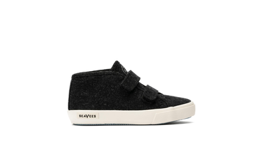 SeaVees Kids California Special Varsity Wool Flannel Sneaker (Toddler/Little Kid)