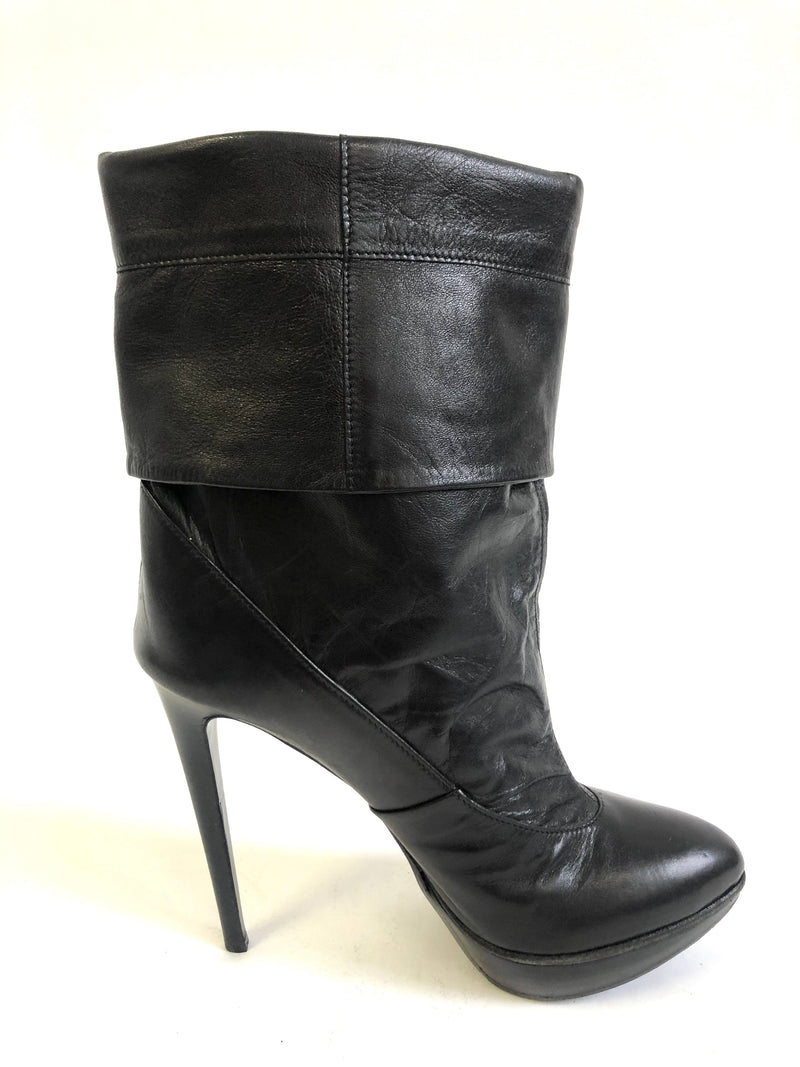 STILETTO ANKLE BOOTS AW2013