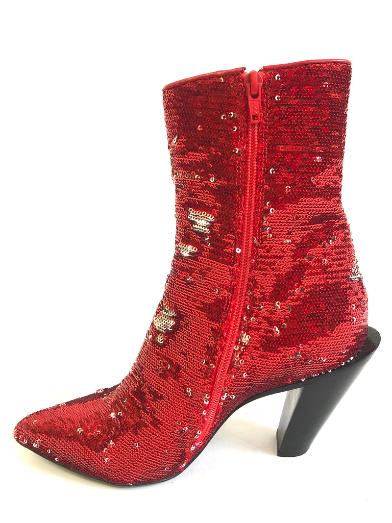 BOOTS SEQUINS SS2017