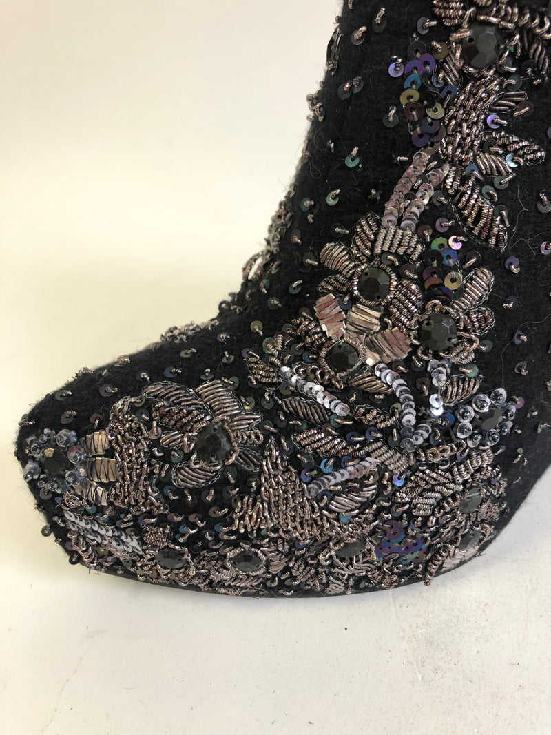 EMBROIDERED BOOTS AW2012