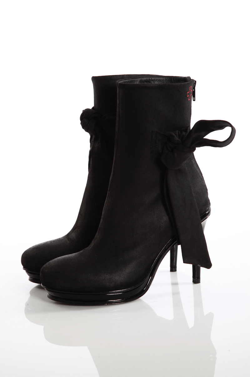 Ankle Stiletto boot