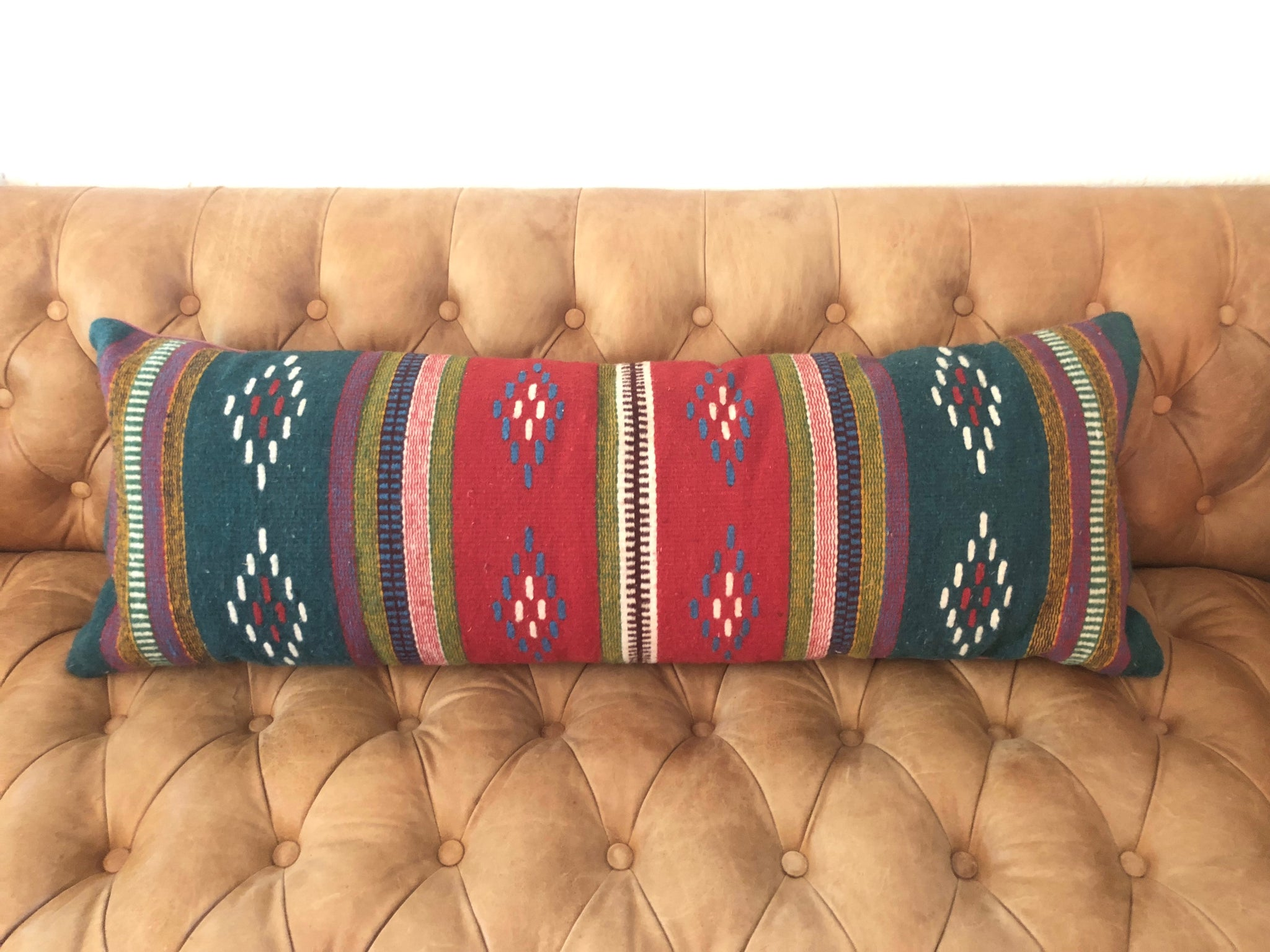 Lumbar Pillow #07