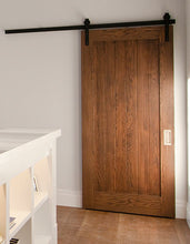 TL Antique Design Single Door Kit Sliding Barn Door Hardware