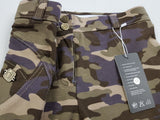 Peaches Special Edition Camo Low/reg waist shaping pants (Specials) - Merchant Hunter
