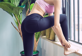 Arctic Penguin High waist Shaping Gym/Yoga Pants (Specials) - Merchant Hunter