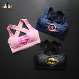 Super Hero Sports Bra (C) - Merchant Hunter