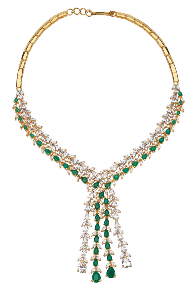 indian-jewelry-jewellery-necklace-bridal-amala-chandelier-gold-diamonds