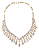 Amala Chandelier Statement Necklace