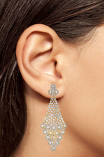 Isha Earrings By Jaipur Rose