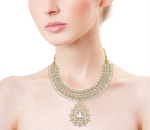 Noor Designer Statement Necklace