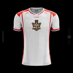 Second Jersey WILD GAMING