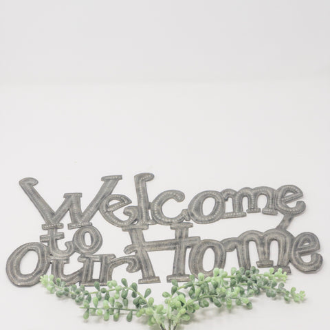 Welcome to our Home Metal Art