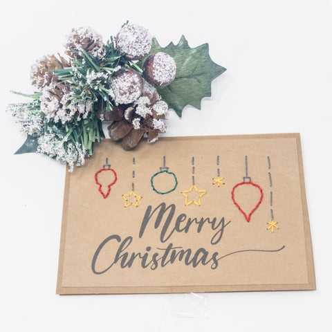 Merry Christmas Holiday Greeting Cards