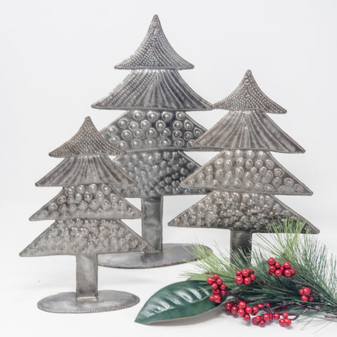 Funky Tree Metal Art Set