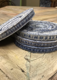 Denim Coaster Set