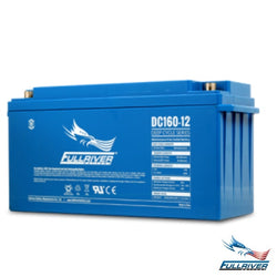 Fullriver 160AH 12V DC160-12 AGM Battery