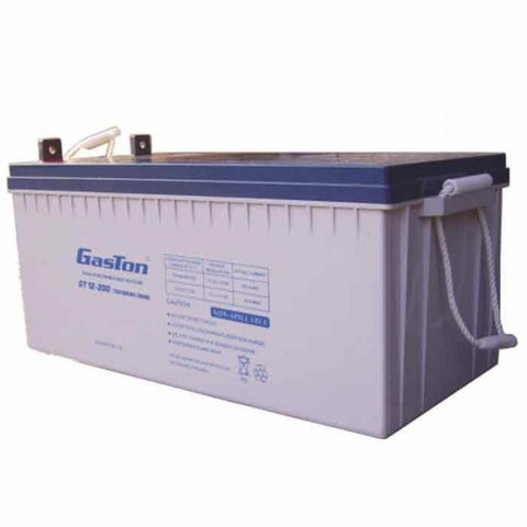 Gaston 200AH 12V Deep Cycle Battery
